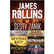 James Rollins - komplet - Elektronická kniha - James Rollins
