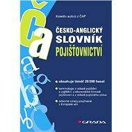 Česko-anglický slovník pojišťovnictví - autorů kolektiv