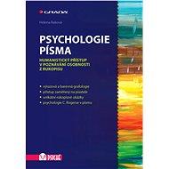 Psychologie písma - Helena Baková