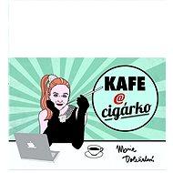 Kafe a cigárko [E-kniha] - Marie Doležalová