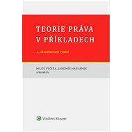 Teorie práva v příkladech (3., aktualizované vydání) - Miloš Večeřa