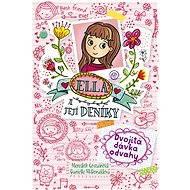 Ella a její deníky 1: Dvojitá dávka odvahy - Meredith Costainová, Danielle McDonaldová
