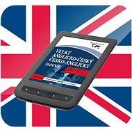 Velký anglicko-český/ česko-anglický slovník (pro PocketBook) - ze série Integrovatelné slovníky čteček PocketBook, kolektiv ů TZ-one
