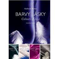 Romantická série Barvy lásky za výhodnou cenu - Kathryn Taylor