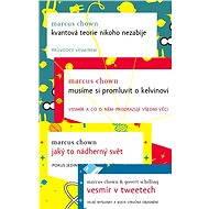 Populárně naučná literatura za výhodnou cenu - Elektronická kniha - Marcus Chown, 1179 stran