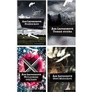 4x severská krimi Asy Larssonové za výhodnou cenu - Asa Larssonovái