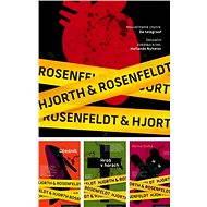 Krimi série Sebastian Bergman za výhodnou cenu - Michael Hjorth, Hans Rosenfeldt