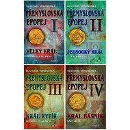 Historická sága Přemyslovská epopej za výhodnou cenu - Vlastimil Vondruška