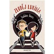 Zloděj luridia - Elektronická kniha ze série William Wenton, Bobbie Peers