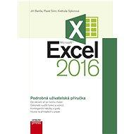Microsoft Excel 2016 Podrobná uživatelská příručka - Květuše Sýkorová, Pavel Simr, Jiří Barilla