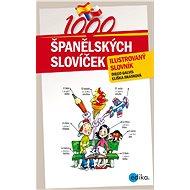 1000 španělských slovíček - Eliška Jirásková