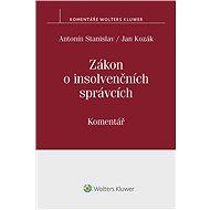 Zákon o insolvenčních správcích. Komentář - Jan Kozák