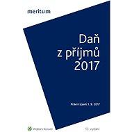 Meritum Daň z příjmů 2017 - Jiří Vychopeň