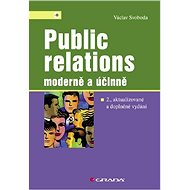 Public relations - moderně a účinně - Václav Svoboda