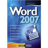 Word 2007 - Josef Pecinovský