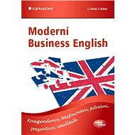 Moderní Business English - Lisa Förster, Sabina Kufner
