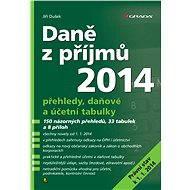 Daně z příjmů 2014 - Jiří Dušek