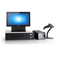 ELO 15E2 + tiskárna TSP143U + čtečka Zebra LS1203 + pokladní zásuvka + SW SEP System TiGo - Pokladna