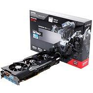 SAPPHIRE NITRO Radeon R9 FURY 4GB HBM Back Plate