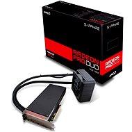 SAPPHIRE Radeon Pro Duo 8G HMB