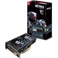 SAPPHIRE NITRO Radeon RX 560 4G OC - Grafická karta
