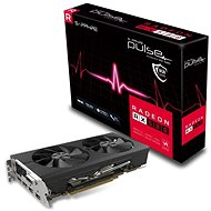 SAPPHIRE PULSE Radeon RX 580 OC 8G - Graphics Card