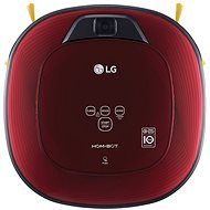 LG Hom-Bot Square VR86010RR - Robotic Vacuum Cleaner