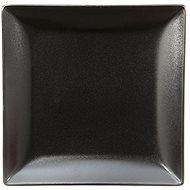 ELITE Talíř dezertní čtvercový 18x18cm černý, sada 6ks - Talíř