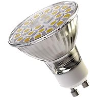 EMOS DICHRO.24LED 5050 4 W GU10 WW - LED žiarovka