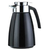 Emsa BELL Vacuum jug Quick Tip 1.0L shiny Black 513810 - Termoska