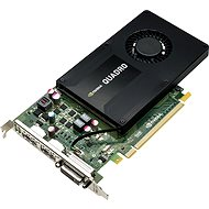 HP NVIDIA Quadro Graphics PLUS K2200 - Grafikkarte