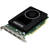 HP NVIDIA Graphics PLUS Quadro M2000 4GB - Grafikkarte