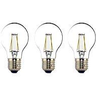 TESLA RETRO CRYSTAL LED Birne E27 4W 3pc - LED-Lampen