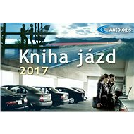 Autopark Kniha jazda 2016 pre 2 vozidlá + Mapa SR