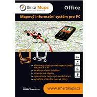 SmartMaps Office (elektronická licence)