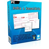 Pošta a kancelária - komerčná licencia na 2 roky (elektronická licence)