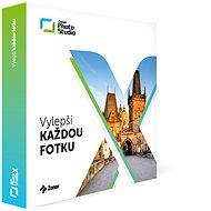 Zoner Photo Studio X CZ na 1 rok pro domácnost (elektronická licence) - Grafický software