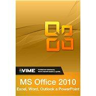 Balíček výukových kurzov MS Excel, Word, PowerPoint a Outlook, online licencie na 1 rok