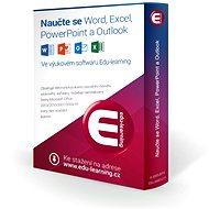 Edu-learning pre výučbu Wordu, Excelu, PowerPointu a Outlooku