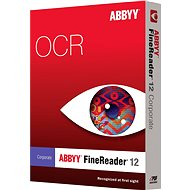 ABBYY FineReader 12 Corporate Concurrent use (elektronická licencia)
