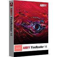 ABBYY FineReader 14 Standard Upgrade (elektronická licence)