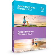 Adobe Photoshop Elements + Premiere Elements 15 CZ (elektronická licence)