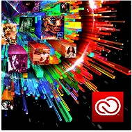 Adobe Creative Cloud for teams All Apps with Adobe Stock MP ENG Commercial (12 mesiacov) (elektronická