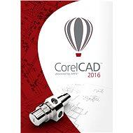 CorelCAD 2016 MP pro jednoho uživatele (elektronická licence)