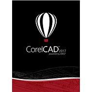 CorelCAD 2017 MP pro jednoho uživatele (elektronická licence)