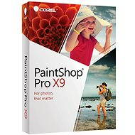 PaintShop Pro X9 Corporate Edition License (elektronická licence)
