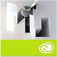 Adobe Muse Creative Cloud MP ENG Commercial (12 měsíců) (elektronická licence)