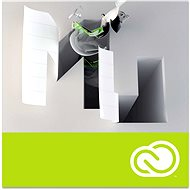 Adobe Muse Creative Cloud MP ML (vr. CZ) Commercial (12 mesiacov)
