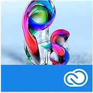 Adobe Photoshop Creative Cloud MP ML (vč. CZ) Commercial (1 měsíc) (elektronická licence)
