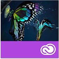 Adobe Premiere Pro Creative Cloud MP ML Commercial (12 mesiacov) (elektronická licencia)